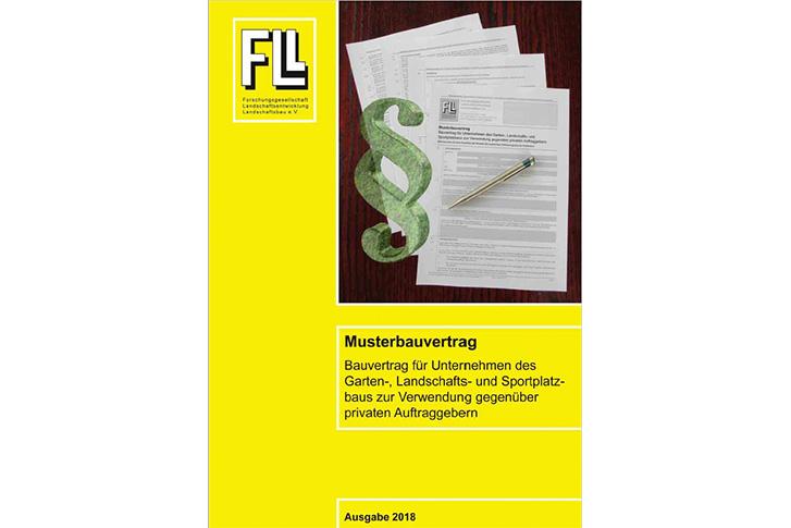 FLL: Musterbauvertrag 2018