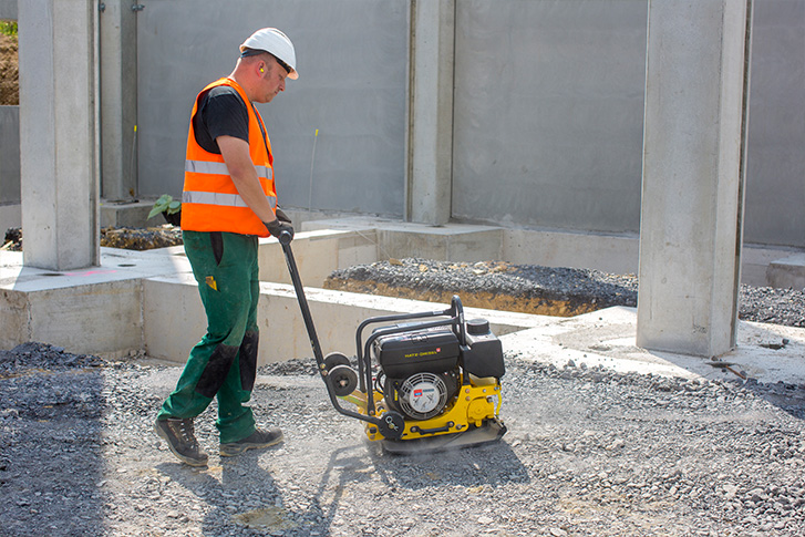 BOMAG Light Equipment auf der demopark 2019